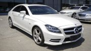 مرسيدس بنز CLS 350 Blue Efficiency