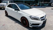 مرسيدس بنز A 45 AMG 4MATIC Turbo