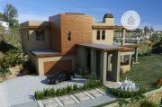 للبيع فيلا جديدة ملبسة بالحجر في مدينة شخبوط ,ابوظبي