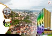 ارقى سكن و اضمن استثمار بتملكك شقة سكنية فندقية بجورجيا بأقل سعر و بالتقسيط