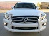 2013 LEXUS LX 570 GCC USED