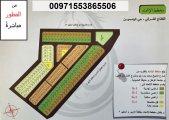 أرض تجارية G+2 على شارع مباشر في عجمان تملك حر لجميع الجنسيات من المطور