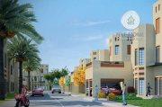 مجمع 4 فلل 22 غرفة للبيع فى مدينه شخبوط أبوظبي