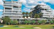 شقة للبيع في اكبر كومباوند في دبى علي ملعب ترامب للجولف!