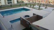 استوديو للإيجار مفروش فرش فندقي كامل في sport city بارخص سعر 40000