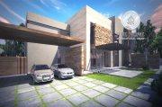 للبيع فيلا 5 غرف  صف اول في حدائق الجولف, أبوظبي.