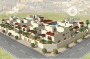 للبيع مجمع 6 فلل في منطقة المقطع, أبوظبي