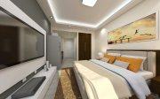 شقة غرفة وصالة فاخرة في دبي في مدينة دبي الرياضية ب 570 ألف درهم تقسيط