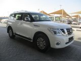 2016 Nissan patrol le platinum
