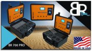 جهاز كشف المياة الجوفية والأبار الأرتوازية الأفضل BR 700 PRO