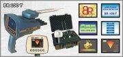 جهاز كشف الذهب الخام والدفين والمعادن والفراغات الأمريكي BR 100 T