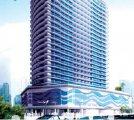 تملك شقة في دبي غرفة وصالة باطلالةمباشرةعلي قناةدبي المائيةفي مدينة دبي الرياضية