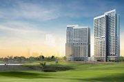 للبيع شقة غرفة وصالة في دبي باطلالة مميزة علي الجولف بسعر 399 ألف درهم فقط