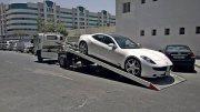 نقل سيارات من دبي الى ابوظبي