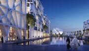 شقق في دبي بمقدم 10% واقساط ميسرة بمدسنة محمد بن راشد على القناة المائية الجديدة