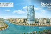 تملك شقتك على قناة دبي المائية مباشرة فقط 55000 درهم  وأقساط ميسرة