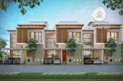 للبيع..مجمع 3 فلل 18 غرفة في مدينة خليفة أبوظبي