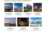 شقق جاهزه للبيع فى أكثر مناطق إمارة دبي جذباً باقساط حتى 5 سنوات