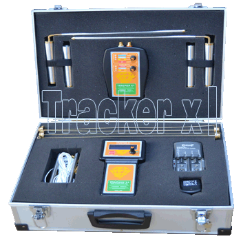 metal detectorsTRACKER X1