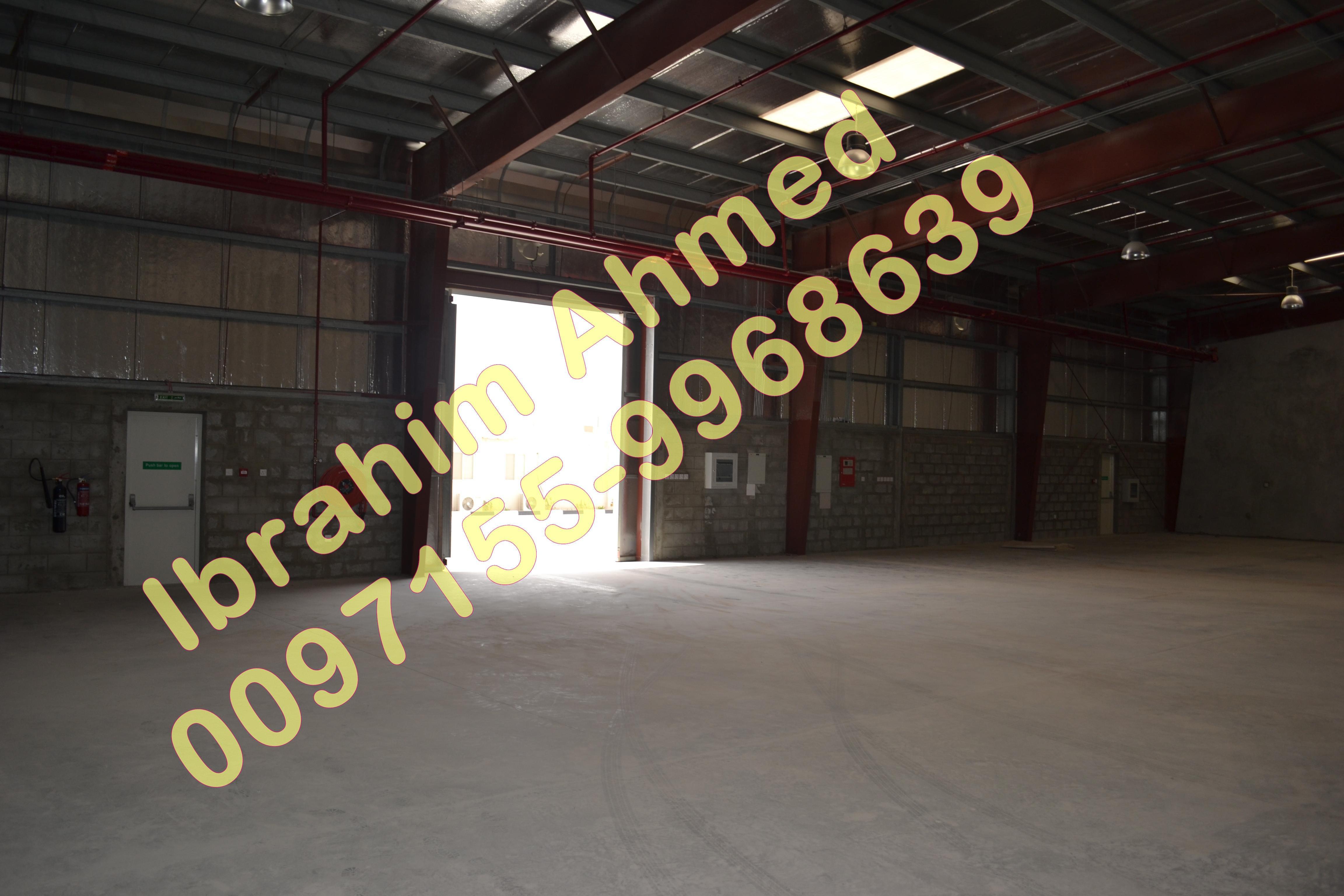 DIP, warehouse for rent / مجمع دبي للإستثمار, مستودع للإيجار
